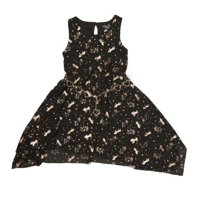Vestido Niña Black