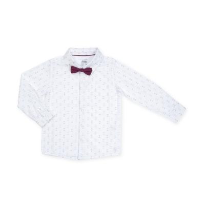 Camisa Niño White