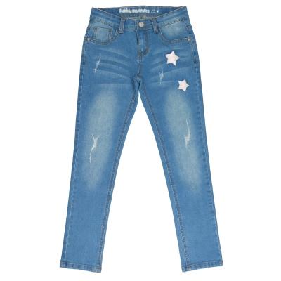 Jeans Niña New Essencials...