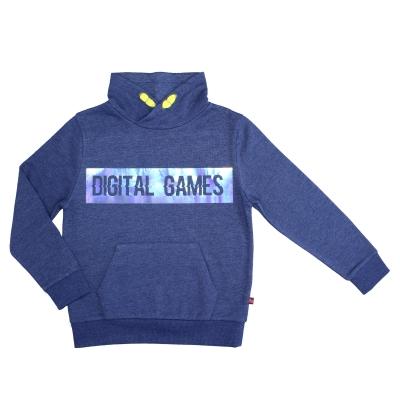 Polerón Niño Digital Game