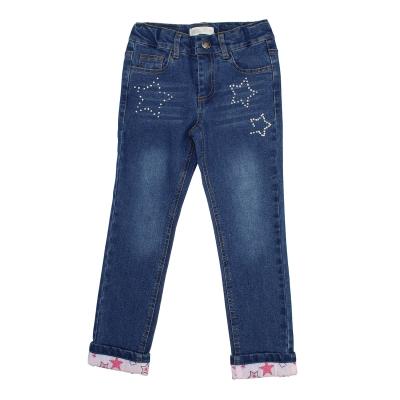 Jeans Niña Color Fantasy