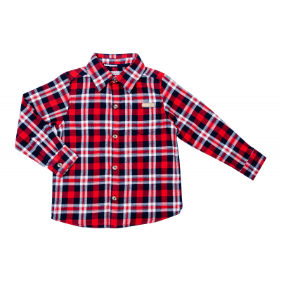 CAMISA NIÑO FOREST NATURE