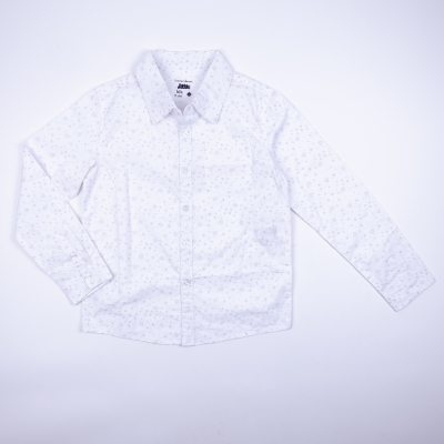 Camisa Niño Blanco